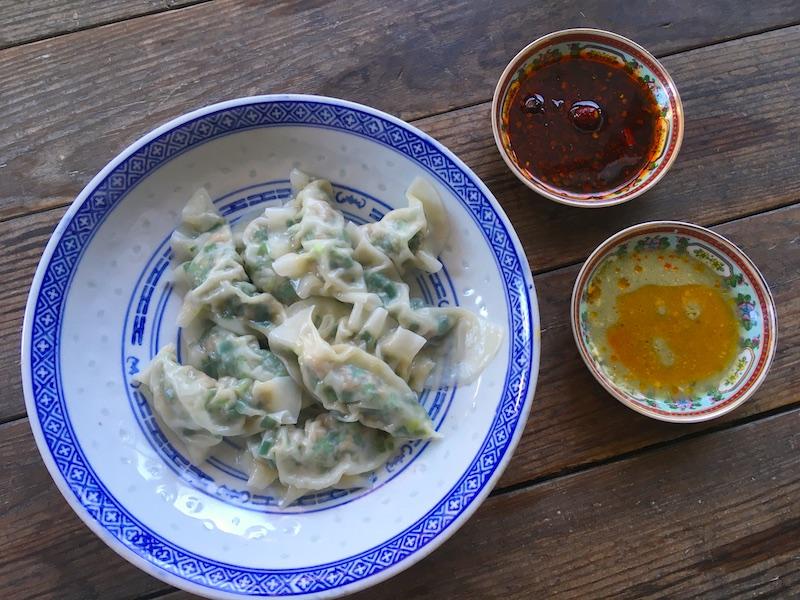 水餃子レシピ
