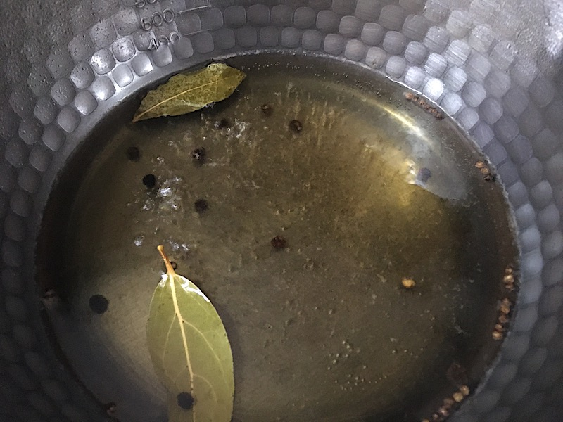 ピクルス液