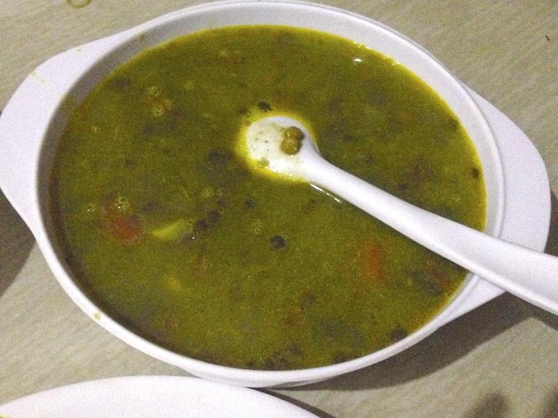 インド人に教わった【ダルカレーのレシピ】豆カレーの作り方