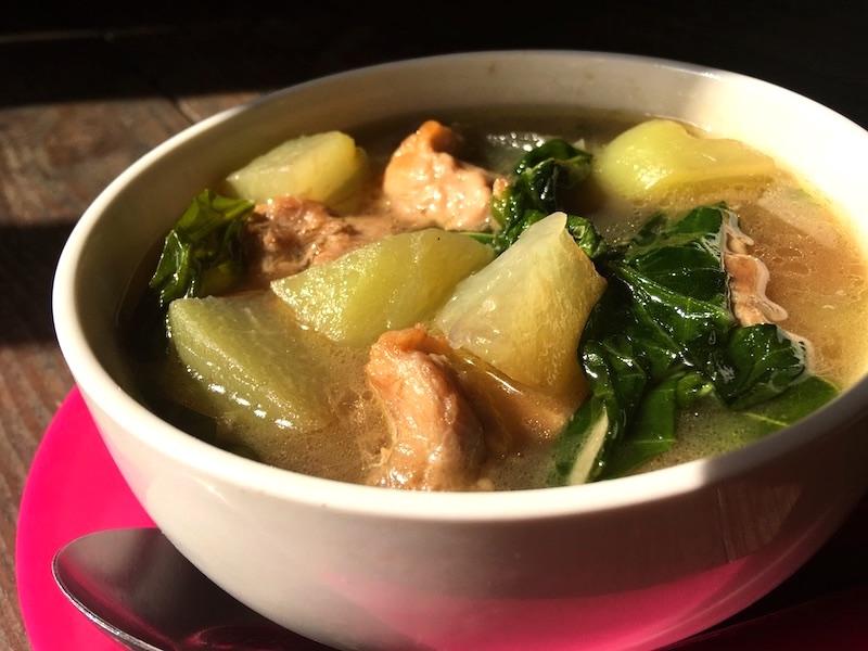 フィリピンのスープレシピ