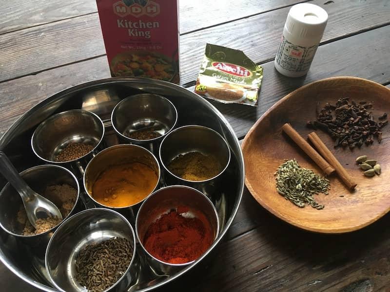 インド料理&カレーに使うスパイス【基本6種類+おすすめ9種類】