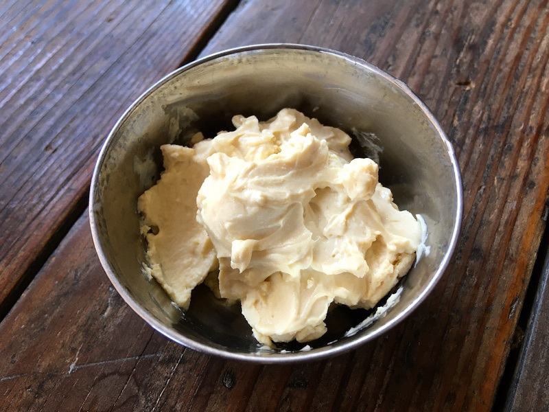 豆乳チーズ(クリームチーズ)