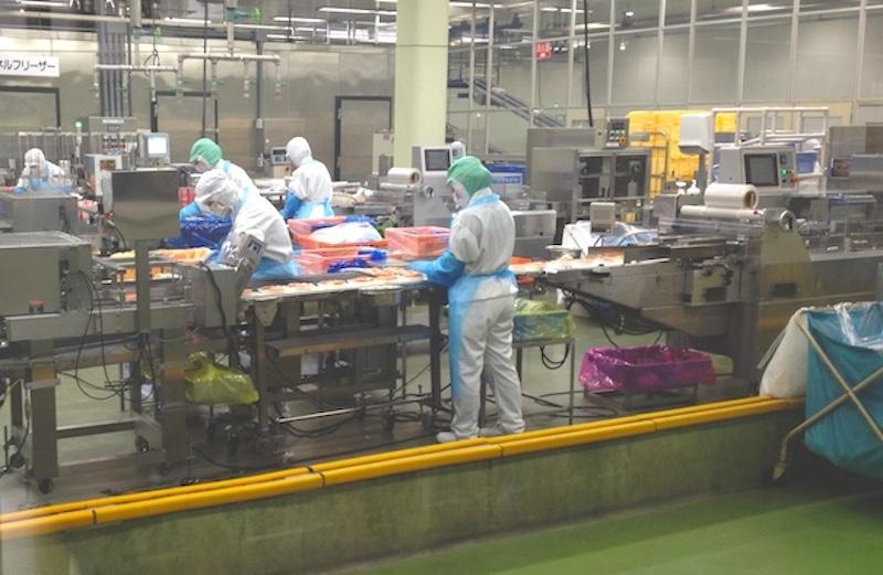 ヤマサ蒲鉾工場