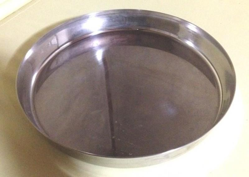 ターリーの皿