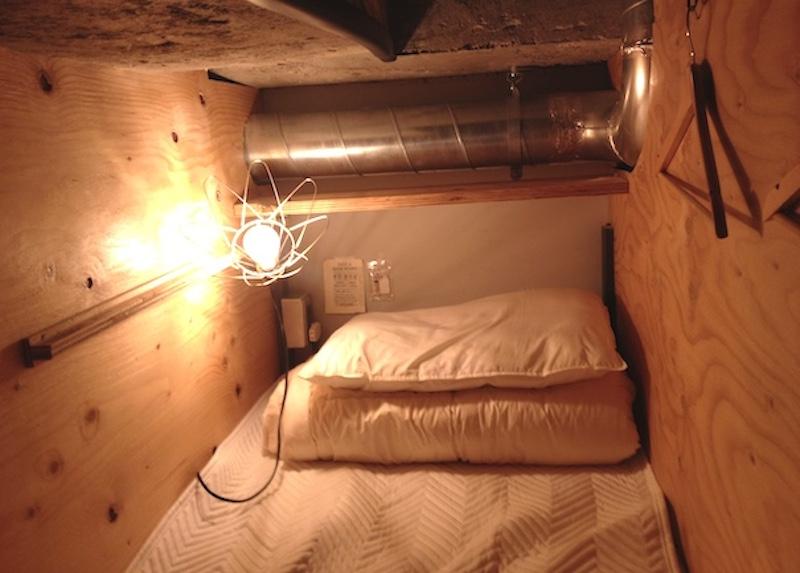 ブック&ベッド東京bed