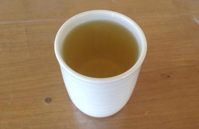 ヨモギ茶の作り方