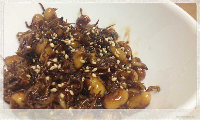 スーパー発芽大豆のレシピ