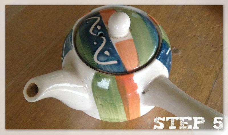 美味しい紅茶の入れ方step5