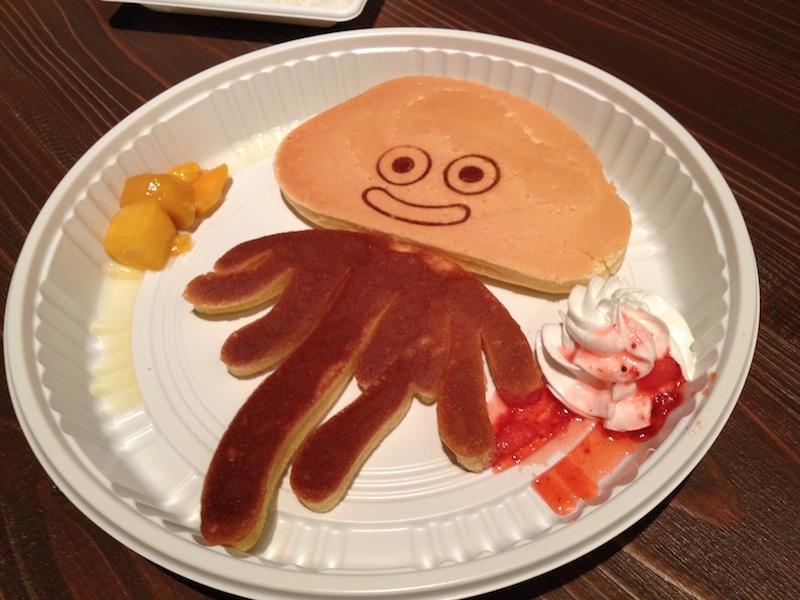 ホイミスライムのパンケーキ