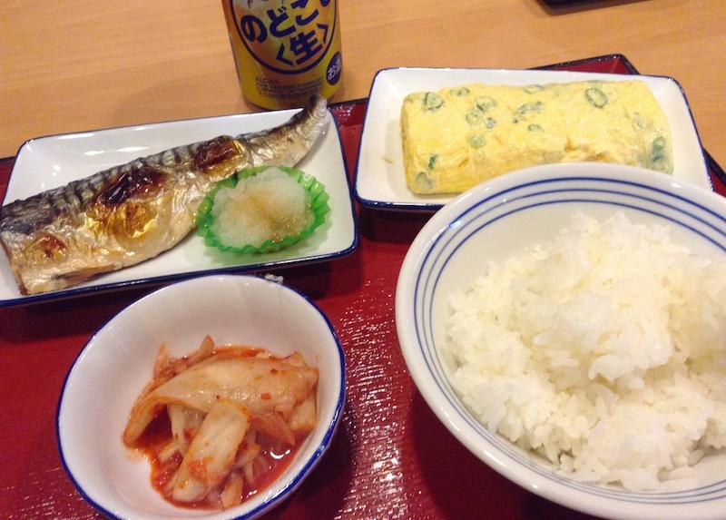 三原駅前食堂