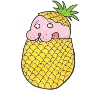 西荻窪パパパパパインのパイナップル果汁ラーメンを食べてきた
