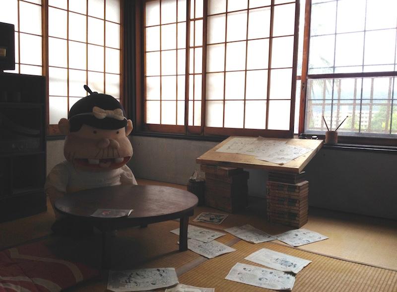 トキワ荘を再現