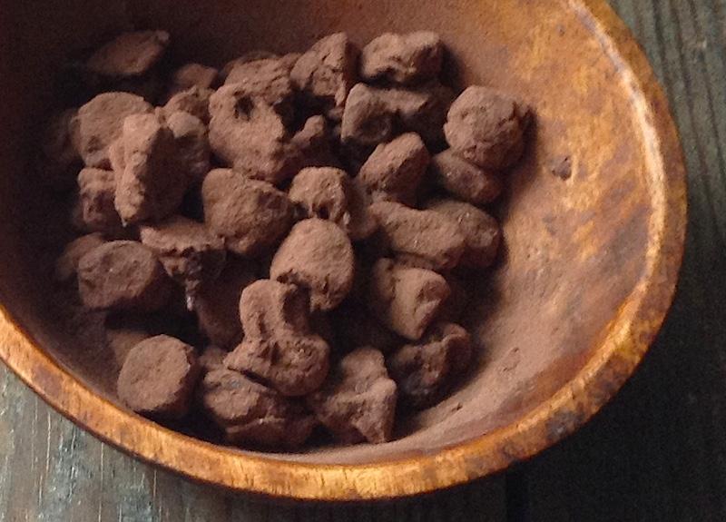 珈琲豆チョコレート