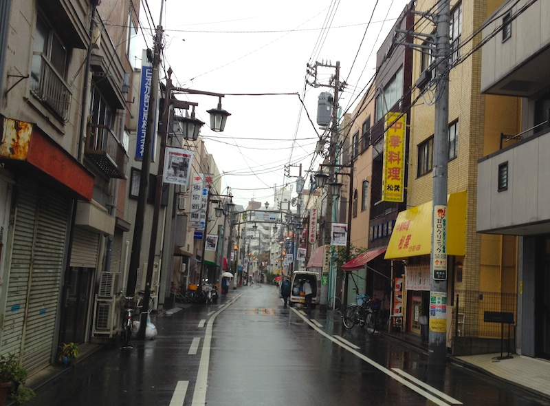 トキワ荘通り商店街