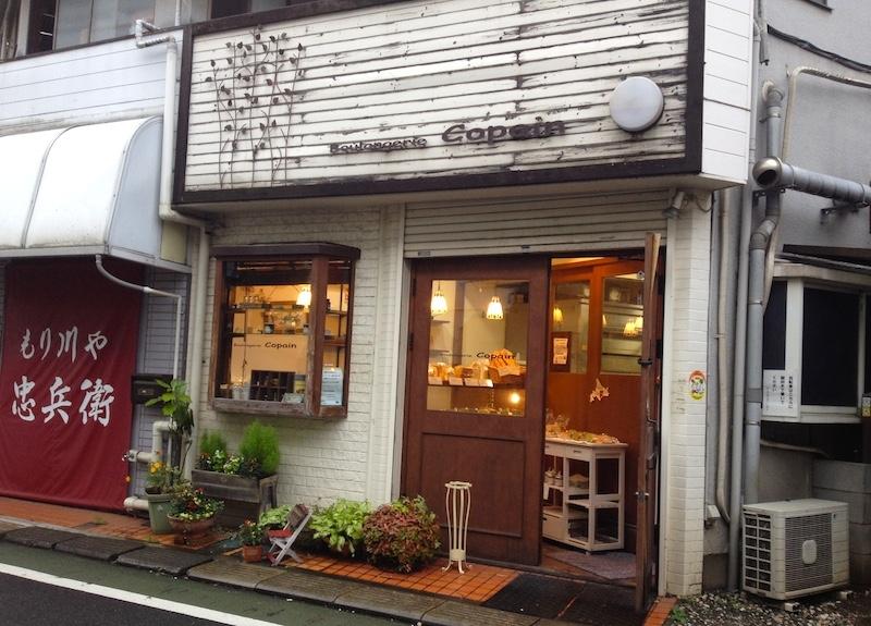 大泉学園の美味しいパン屋