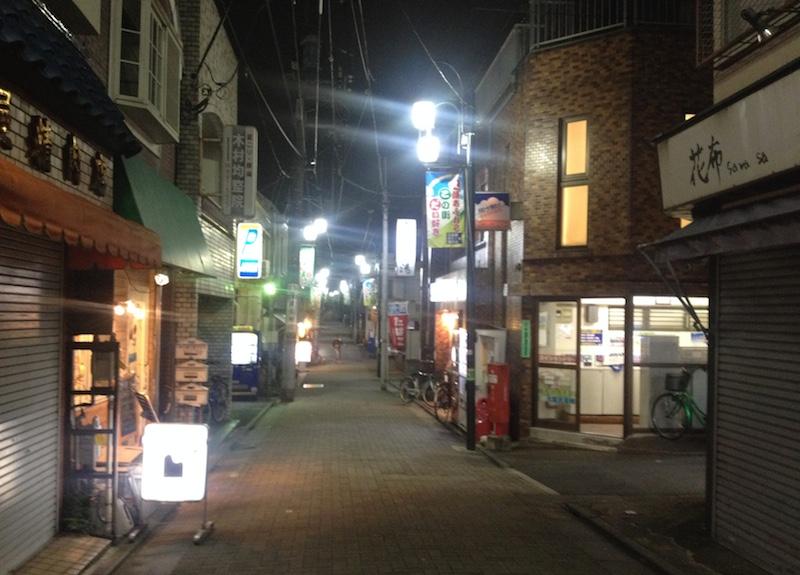 江古田商店街