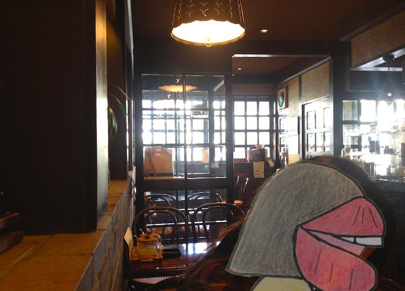 三原の喫茶店イソップ