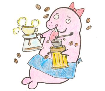 珈琲豆トド