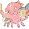 【三原の喫茶店】イソップの美味しいモーニングセットと90年代POPS