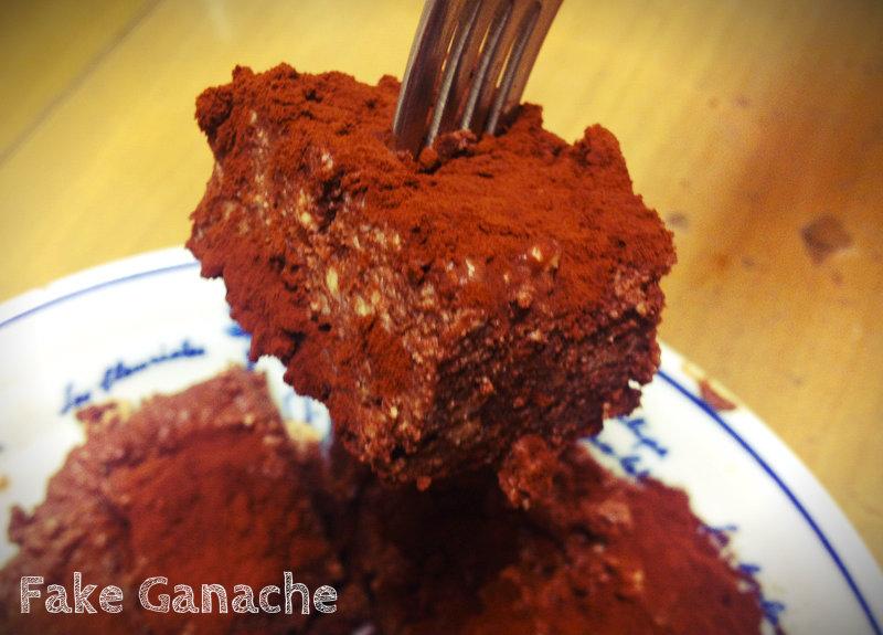 豆腐生チョコの作り方