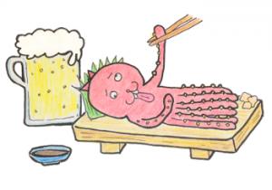 三原駅チカ【六文銭】魚介類が美味しい居酒屋といえばココです!