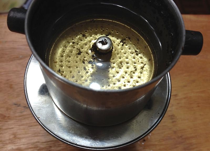 ベトナムコーヒーの入れ方6
