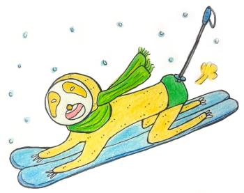 スキーなま太