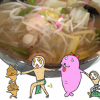 【ニセコグルメ】倶知安名物もっちもちジャガイモ麺「豪雪うどん」