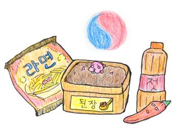 【広島の韓国食材】広島市内で韓国食品を買うならⅠ・Sショップ