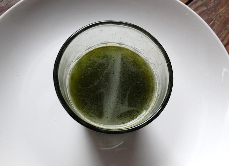 青汁(水)