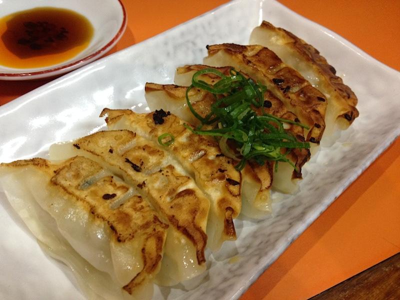 華蓮の餃子