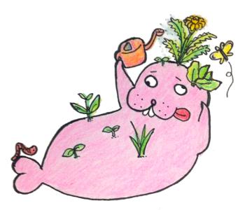 【ポタジェ】野菜とハーブの寄せ植えを作ってみました