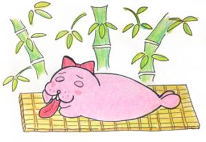 重いけど【冷感パットより冷たい】竹シーツで熱帯夜の寝苦しさを解消