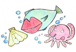 【尾道グルメ】こめどこ食堂で地元の魚介料理おディナーを食べてきた