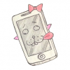 いまだにiPhone4S使ってます。auのプリペイド携帯で。