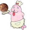 栄養満点♪炒り玄米チョコクランチ