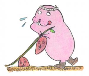 【ギー広収穫祭】枝豆の収穫と芋掘り遠足してきた【ギークハウス広島】