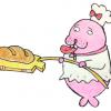 【地元パン】三原のご当地パン「オギロパン」にハマりました。