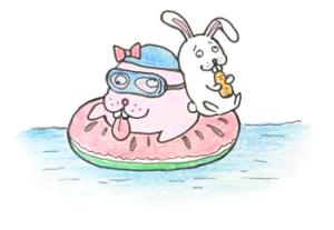 【大久野島】うさぎ&毒ガスの島の日帰り旅行記【三原からフェリー】