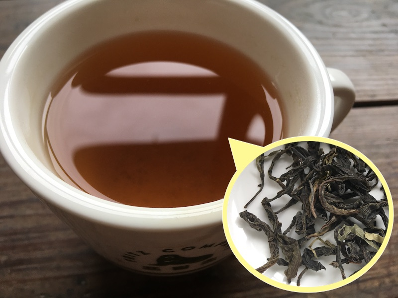 ミャンマーのお茶
