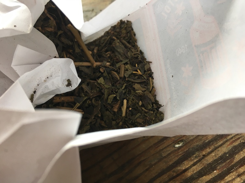 インドネシアのジャスミン茶